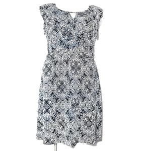 Laundry by Design pullover wrap dress